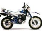 Suzuki DR 600R Dakar